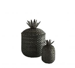 Aufbeahrungskörbe PINEAPPLE 2er Set